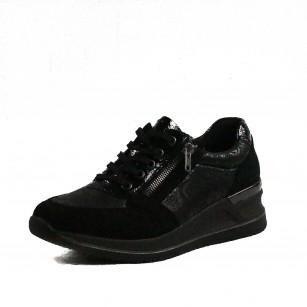 Дамски спортни обувки Remonte  D3203-03 черни