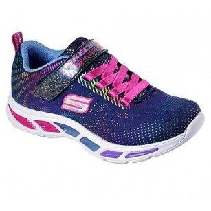 Детски спортни обувки Skechers S-lights сини