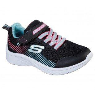 Детски спортни обувки Skechers черни