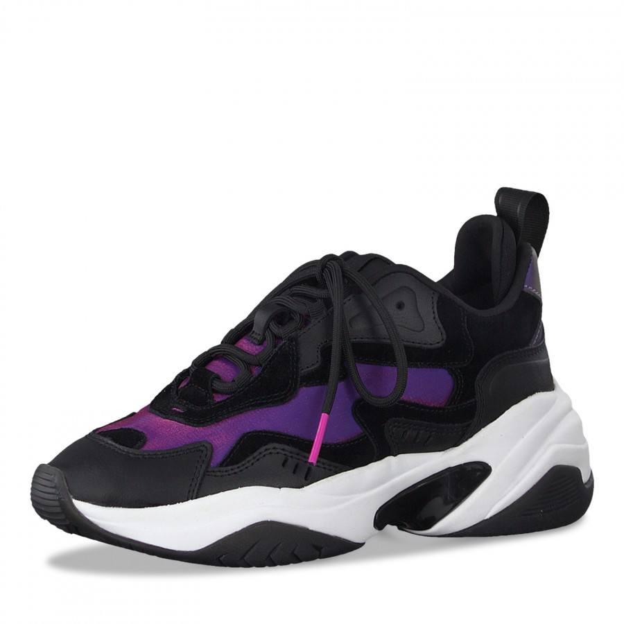 Дамски спортни обувки Tamaris Fashletics мемори пяна черни