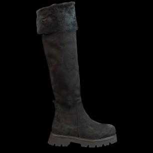 Дамски ботуши Yoncy®YONCY's Borderline чизми