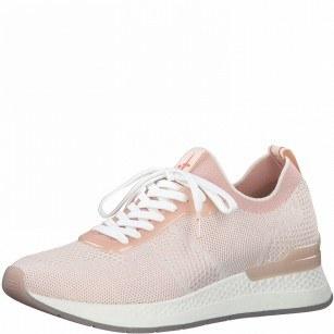 Дамски спортни обувки Tamaris Fashletics на платформа розови