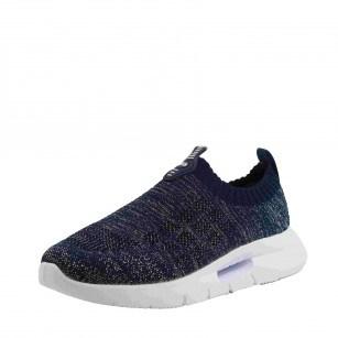 Дамски спортни обувки В.Basile тъмно сини