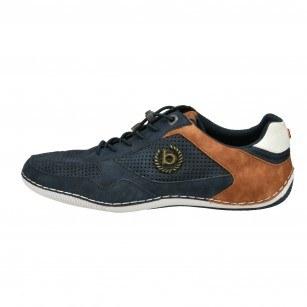 Мъжки спортни обувки с връзки Bugatti®  сини