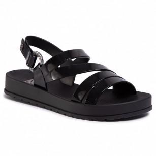 Дамски сандали Zaxy Freeze Sand Plat Fem черни