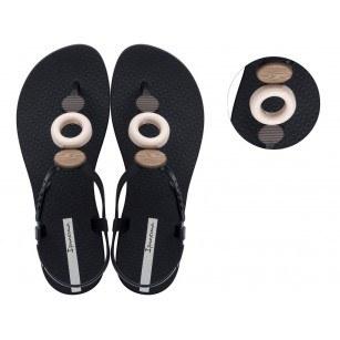 Дамски сандали равни IPANEMA CLASS MODERN FEM черни