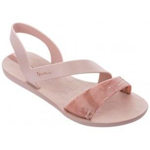 Дамски сандали Ipanema VIBE SANDAL FEM pink/splash clear