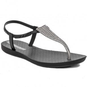 Дамски сандали равни IPANEMA CLASS GLAM III FEM черни