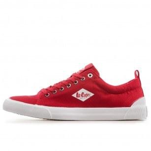 Мъжки спортни обувки Lee Cooper червени