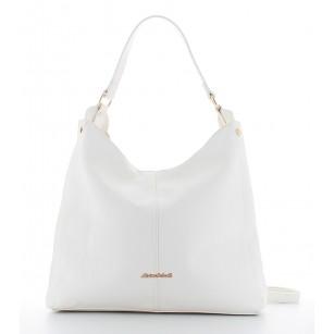 Дамска чанта Marina Galanti®  бяла