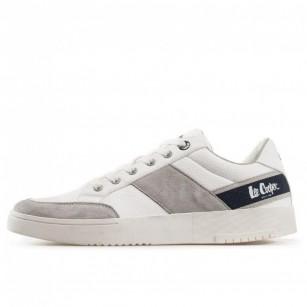 Мъжки спортни обувки Lee Cooper LC-211-13 бели