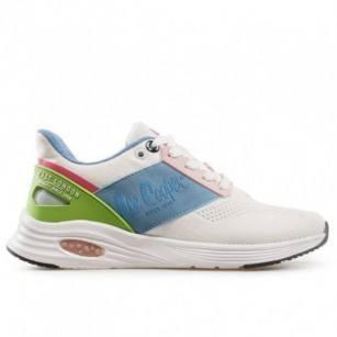 Дамски спортни обувки Lee Cooper LC-211-14 бели