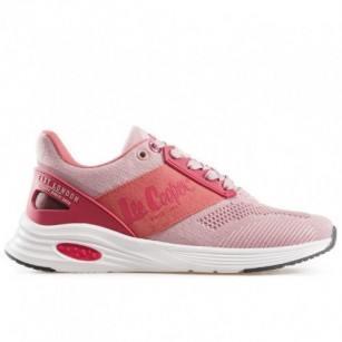 Дамски спортни обувки Lee Cooper LC-211-14 розови