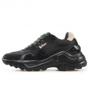 Дамски спортни обувки Lee Cooper LC-211-24 черни