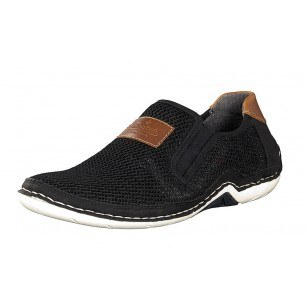 Мъжки спортни обувки Rieker MemoSoft черни 07556-00
