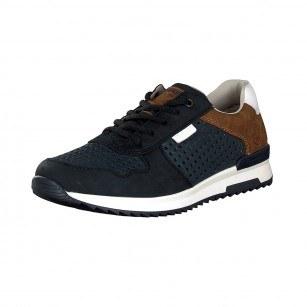 Мъжки спортни обувки Rieker ANTISTRESS сини 16106-15