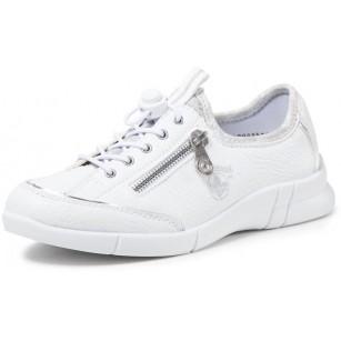 Дамски спортни обувки Rieker Antistress N2162-80 бели