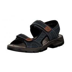 Мъжки анатомични сандали Rieker  26156-15 сини
