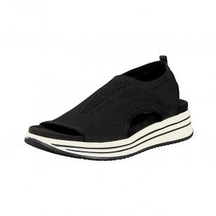 Дамски ежедневни сандали Remonte ширина F1/2 черни R2955-02