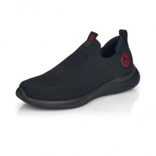 Мъжки спортни обувки Rieker Antistress черни B7465-00