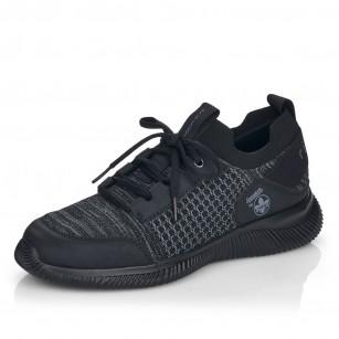 Мъжки спортни обувки Rieker черни B7475-00