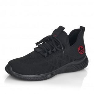 Мъжки спортни обувки Rieker Antistress черни B7476-00