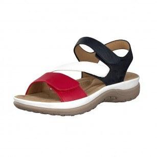 Дамски ежедневни сандали Rieker ANTISTRESS V8872-33 цветни