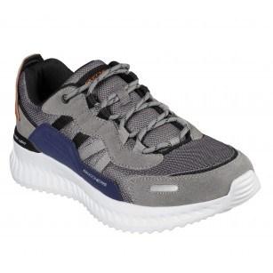 Мъжки спортни обувки Skechers Ultra Light мемори пяна сиви