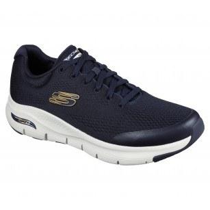 Мъжки спортни обувки Skechers Arch Fit мемори пяна сини
