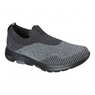 Мъжки спортни обувки Skechers Go Walk мемори пяна сиви