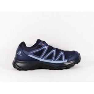 Юношески маратонки Salomon BARRAKEE сини