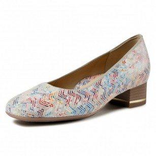 Дамски обувки Ara естествена кожа ширина H цветни