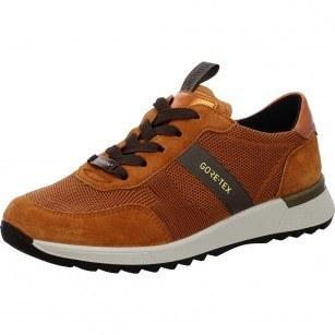 Дамски спортни обувки Ara естествена кожа GORE-TEX® НЕПРОМОКАЕМИ