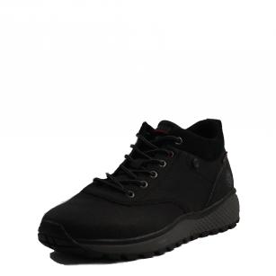 Мъжки  спортни обувки с връзки Navy Sail черни