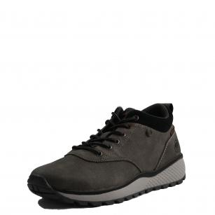 Мъжки  спортни обувки с връзки Navy Sail сиви