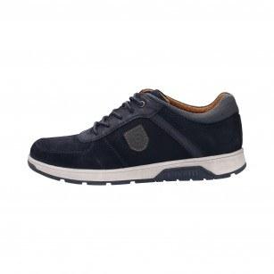 Мъжки спортни обувки с връзки Bugatti® Arus сини