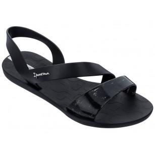 Дамски сандали Ipanema VIBE SANDAL FEM black/splash clear