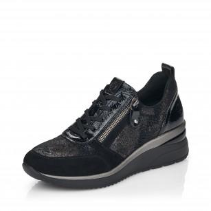 Дамски ежедневни обувки Remonte черни D2401-02