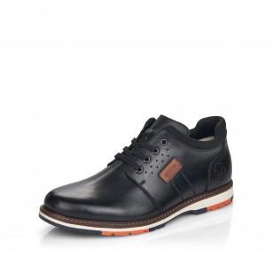 Мъжки ежедневни обувки Rieker Antistress черни 10532-00