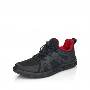 Мъжки спортни обувки Rieker Antistress черни B3753-00