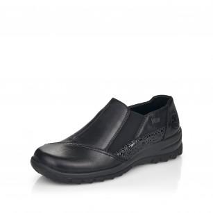 Дамски ежедневни обувки Rieker черни L7178-00