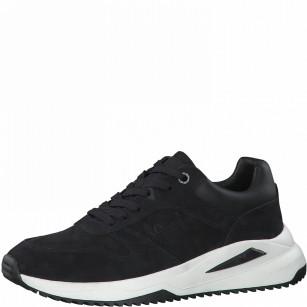 Мъжки спортни обувки с връзки S.Oliver тъмно сини