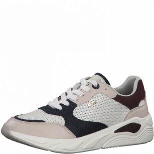 Дамски спортни обувки S.Oliver Ortholite® бежови/черни