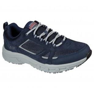 Мъжки спортни обувки Skechers Duelist Relaxed Fit мемори пяна сини