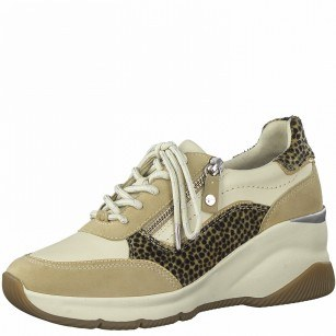 Дамски спортни обувки Tamaris на платформа Comfort Line