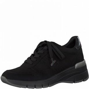 Дамски спортни обувки Tamaris Comfort Line черни