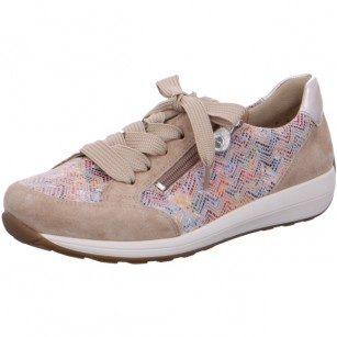 Дамски  спортни обувки Ara естествена кожа High Soft ширина H цветни