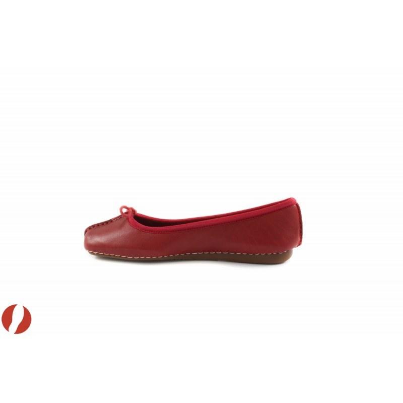 Дамски обувки балерина Clarks Freckle Ice 20352933