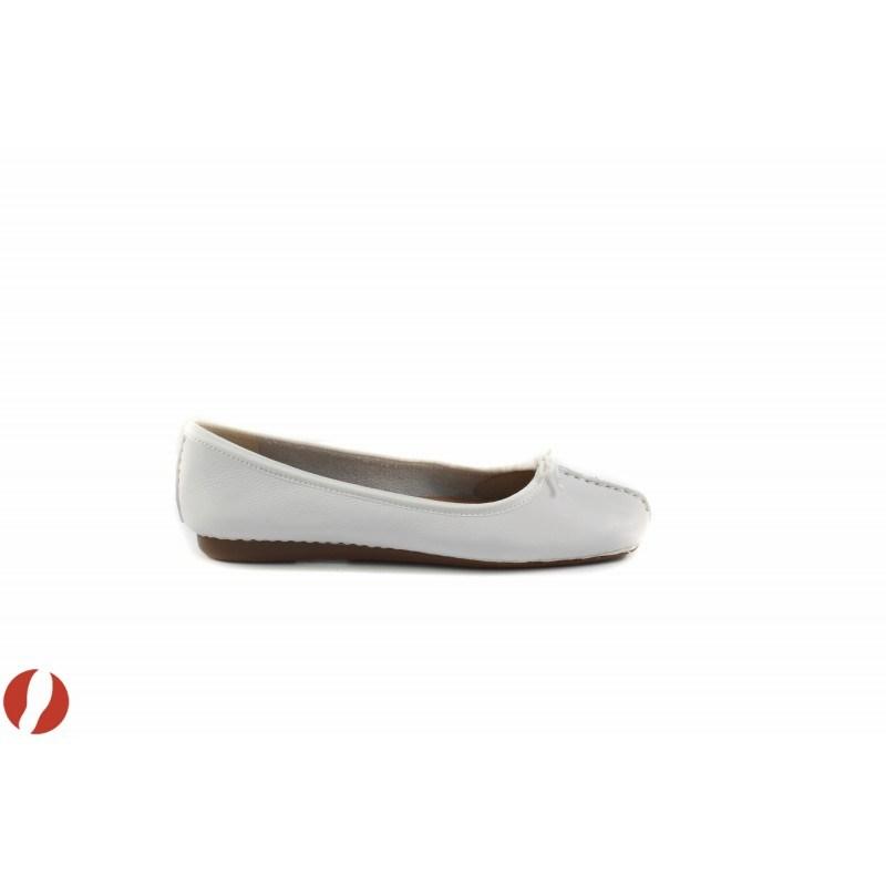 Дамски обувки балерина Clarks Freckle Ice 20354455