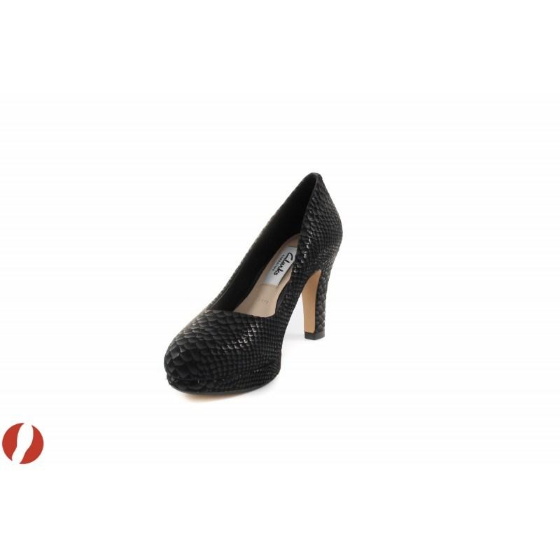 Дамски обувки на висок ток Clarks Crisp Kendra 26108303